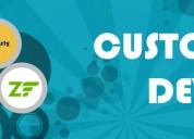 Custom website development company usa