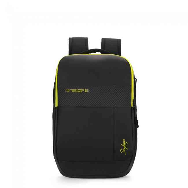 Skybags Zylus 01 Black Laptop Backpack Online