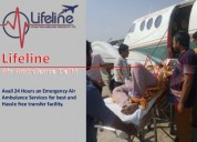 Remarkable service with air ambulance in delhi pro