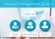 Hospital management software development company l