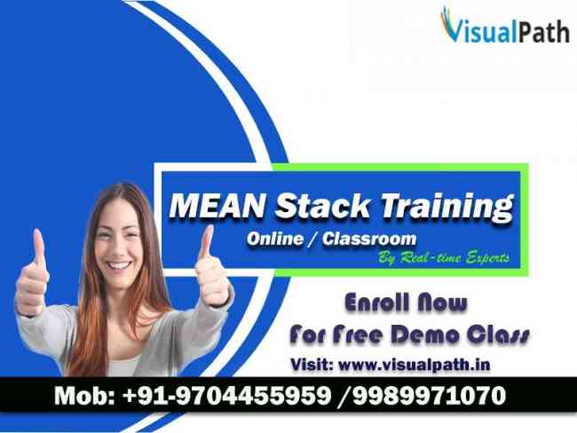 MEAN Stack Online Training   MEAN Stack Training