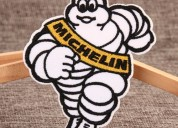Michelin custom made patches