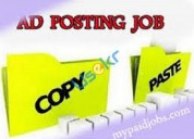 Copy paste jobs