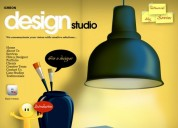 Design studio interview and design studio technic