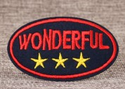 Wonderful custom patches