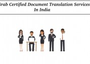 Grab certified document translation services