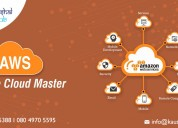 Aws- the cloud master