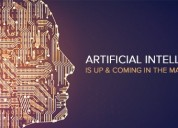 Best artificial intelligence development company