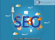 Seo by industry delhi - kitoinfocom.com