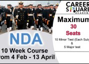 Nda coaching in chandigarh | career square academy