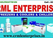 Crml freezers & fridges and refrigerators 1