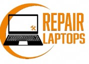 Repair  laptops