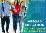 Study abroad consultants at bangalore.