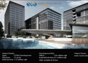 Get office space in wtc cbd sector 132 noida