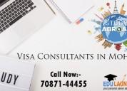 Visa consultants in mohali