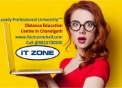 Lovely professional university distance education