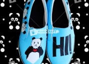 Cartoon shoes designer shoes
