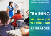 Overseas training programs at bangalore