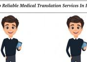 Grab reliable medical translation services