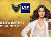 Priya golani will endorse lyf smartphone by relian