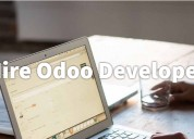 Hire odoo developer | hire odoo erp developer | od