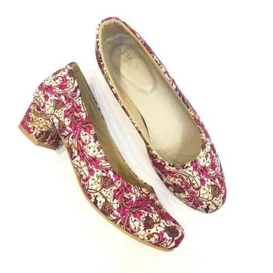 Buy Fiona Floral Court Heels for Women at PAIO