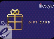 Buy lifestyle gift cards| lifestyle gift vouchers