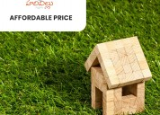 Best residential plots for sale at affordable pric