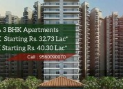 Luxurious Residential Apartments at Mahagun Manori