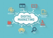 Get latest offers on digital marketing services