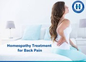 homeopathy treatment for back pain in tambaram