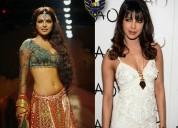 Priya golani was a top-notch model