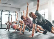 Internationally recognised fitness trainer course