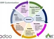 Odoo customization  | odoo erp customization