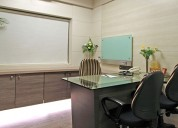 Get finest shared office at dbs india