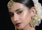 Learn bridal makeup under professionals