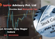 Stock cash tips get special offer by ripples