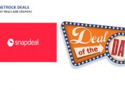 Loot snapdeal deal of the day