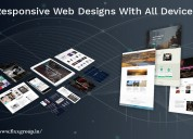 Responsive web development services in bangalore