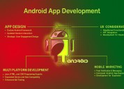 Best android application development