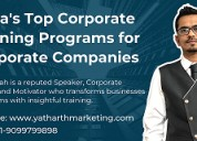 Corporate training services - yms
