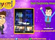 Luxury service apartment in hyderabad | skynest