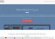 Software webmobile development