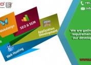 Online ecommerce store website development company