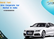 Car rental in goa with driver | bharat taxi