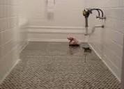 Bathroom Epoxy Chemical Treatment