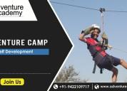 Adventure camps india
