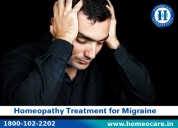 Homeopathy treatment for migraine in cit nagar