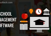 School erp software india | br softech