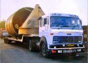Trailer truck transport company in new delhi noida